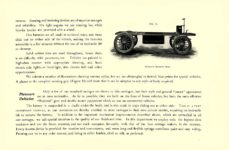 1903 The Vehicle Equipment Co. ELECTRIC VEHICLES HIGH GRADE ELECTRIC AUTOMOBILES PLEASURE VEHICLES COMMERCIAL VEHICLES VEHICLE EQUIPMENT COMPANY The RAINIER COMPANY, General Sales Agents New York, New York 11″x7.25″ page 3