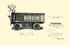1903 The Vehicle Equipment Co. ELECTRIC VEHICLES HIGH GRADE ELECTRIC AUTOMOBILES PLEASURE VEHICLES COMMERCIAL VEHICLES VEHICLE EQUIPMENT COMPANY The RAINIER COMPANY, General Sales Agents New York, New York 11″x7.25″ page 30
