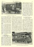 1905 9 20 GENERAL ELECTRIC Truck Article New Gasoline-Electric Bus for New York City THE HORSELESS AGE September 20, 1905 University of Minnesota Library 8.5″x11.5″ page 339