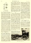 1906 4 11 ELECTRIC Truck Article CANTONO Electric Tractor and Trucks Cantono Electric Tractor Company Newark, New Jersey THE HORSELESS AGE April 11, 1906 8.25″x12″ page 546
