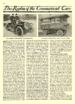 1908 1 23 ELECTRIC Truck Article 1908 MARKLE Gasolect Truck Electric Vehicle Co. MOTOR AGE January 23, 1908 8.5″x12″ page 22