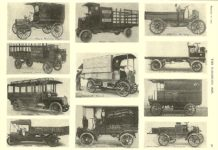1909 12 29 LANSDEN Electric Truck Lansden Delivery THE HORSELESS AGE December 29, 1909 University of Minnesota Library 8.25″x11.5″ page 761