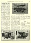 1911 8 30 Electric Truck United Cigar Store Electric Truck THE HORSELESS AGE August 30, 1911 University of Minnesota Library 8.25″x11.5″ page 311
