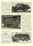 1911 9 13 Electric Truck Motor Cars in New York Post Office Service U. S. Mail Truck THE HORSELESS AGE September 13, 1911 University of Minnesota Library 8.25″x11.5″ page 387