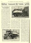 1911 7 26 GENERAL VEHICLE Electric Truck Motor Truck Equipment at the Brewery of Jacob Ruppert, New York City THE HORSELESS AGE July 26, 1911 University of Minnesota Library 8.25″x11.5″ page 120