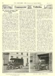 1911 4 26 LANSDEN Electric Truck Otis Elevator Company Making Novel Use of Motor Trucks Two Ton Lansden Electric Truck THE HORSELESS AGE April 26, 1911 University of Minnesota Library 8.25″x11.5″ page 704