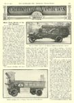 1912 7 17 Electric Truck Article Motor Truck Service of the Lion Brewery Five-Ton General Vehicle Electric Truck THE HORSELESS AGE July 17, 1912 University of Minnesota Library 8.5″x11.5″ page 103