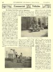 1912 2 14 ELECTRIC Truck Article Commercial Vehicles The Battery Truck Crane and Its Applications THE HORSELESS AGE February 14, 1912 8.25″x11.75″ page 348
