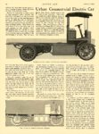 1913 10 3 URBAN Electric Truck Urban Commercial Electric Car Kentucky Wagon Mfg. Co. Louisville, KY MOTOR AGE October 3, 1912 8.75″x12″ page 42