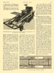 1913 10 3 URBAN Electric Truck ¾ VIEW OF URBAN TRUCH CHASSIS Kentucky Wagon Mfg. Co. Louisville, KY MOTOR AGE October 3, 1912 8.75″x12″ page 43