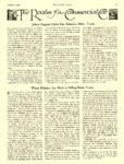 1914 10 8 ELECTRIC Truck Article Where Mistakes Are Made in Selling Motor Trucks MOTOR AGE October 8, 1914 8.5″x12″ page 35