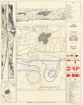 "Top SECRET Western OKINAWA BEACHES SHEET 3 of 6 February 1945 Battle: April 1 – June 22, 1945 17""x22"""