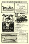 1902 2 WAVERLEY Electric Waverley PRICE $850 INTERNATIONAL MOTOR CAR COMPANY WAVERLEY DEPARTMENT Indianapolis, IND VEHICLES February 1902 6.5″x9.75″ page 50