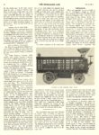 1905 7 5 WAVERLEY Electric Truck Indianapolis Special Features of Waverley Vehicles Waverley 5 Ton Electric Beer Wagon THE HORSELESS AGE July 5, 1905 University of Minnesota Library 8.5″x11.5″ page 28