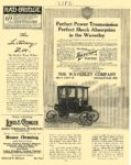 1910 11 17 WAVERLEY Electric Perfect Power Transmission THE WAVERLEY COMPANY Indianapolis, IND LIFE November 17, 1910 8.75″x11″ page 879