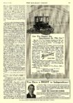 1911 2 11 WAVERLEY Electric Can You Suggest One Improvement? THE WAVERLEY COMPANY Indianapolis, IND The Literary Digest February 11, 1911 8.25″x12″ page 275