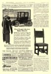 1911 2 WAVERLEY Electric (Very small AD in lower left.) THE WAVERLEY CO. Indianapolis, IND COUNTRY LIFE IN AMERICA February 1911 9.5″x14.25″ page cccii