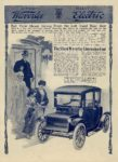 1912 10 31 WAVERLEY Electric Silent Electric The Waverley Company Indianapolis, Indiana MOTOR AGE Oct 31, 1912 8.25″x11.5″