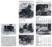 WAVERLEY Electric Indianapolis, Indiana 1898-1903 & 1909-1916 Standard Catalog of AMERICAN CARS 1805-1942 By Beverly Rae Kimes & Henry Austin Clark, Jr. Krause Publications ISBN: 0-87341-428-4 8.5″x11″ pages 1520 & 1521