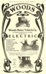 1904 WOODS Electric Woods Motor Vehicle Co Chicago, ILL CYCLE AND AUTOMOBILE TRADE JOURNAL 6″x9.25″ page 93