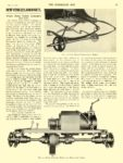 1906 5 16 WOODS Electric Electric Motor and Rear Axle Drive Woods Motor Vehicle Company Chicago, ILL THE HORSELESS AGE May 16, 1906 8.5″x12″ page 697
