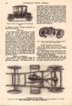 1913 1 WOODS The New WOODS Electrics IN THE WORLD OF the ELECTIC AUTOMOBILE TRADE JOURNAL Jan 1913 6″x9.5″ page 164