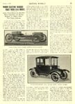 1915 2 12 WOODS Electric Woods Electric Makers First With 1915 Models Woods Motor Vehicle Company Chicago, ILL MOTOR WORLD February 12, 1914 8.5″x11.75″ page 23