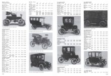 WOODS Electric Chicago, Illinois 1899-1916 Standard Catalog of AMERICAN CARS 1805-1942 By Beverly Rae Kimes & Henry Austin Clark, Jr. Krause Publications ISBN: 0-87341-428-4 8.5″x11″ pages 1568 & 1569