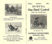 1903 DURYEA F B