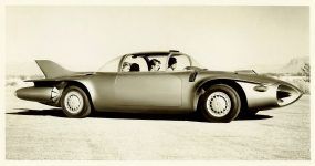 8 57 Pontiac Firebird 2