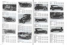 WESTCOTT Westcott Motor Car Co. Richmond, Indiana Standard Catalog of American Cars pages 1530 & 1531