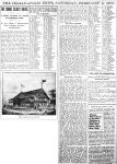 1900 2 3 THE CANOE CLUB'S HOUSE A. C. Newby, C. E. Test, T. Taggert (members) THE INDIANAPOLIS NEWS February 2, 1900