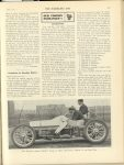 1905 4 5 THE WOLSELEY GORDON BENNETT RACER THE HORSELESS AGE U of MN Library 8.75″x11.5″ page 419
