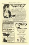 1907 PREST-O-LITE Let Us Arrange a Month's Test of Prest-O-Lite for Your Automobile Pay Us Nothing If Not Satisfied Prest-O-Lite Co. Indianapolis, Indiana THE OUTING MAGAZINE ADVERTISER 1907
