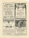 Apperson Wins Again 1908 Apperson Bros. Automobile Co. Kokomo, IND MOTOR AGE page 69