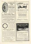 1909 10 PREST-O-LITE Prest-O-Lite Gas Tank Prest-O-Lite Co. MoToR Indianapolis, Indiana MoToR October, 1909 page 83