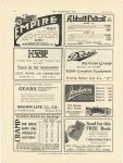 "1911 10 18 EMPIRE EMPIRE ""TWENTY"" EMPIRE MOTOR CAR CO. Indianapolis, Indiana THE HORSELESS AGE October 18, 1911 Vol. 28, No. 16 page 44"