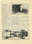 1911 6 21 McINTYRE Plan View – Model XIV Chassis W.H. McIntyre Co. Auburn, Indiana THE HORSELESS AGE June 21, 1911 Vol. 27 No. 25 page 1049