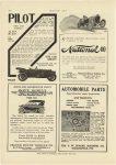 "1911 6 15 PILOT PILOT ""THE CAR AHEAD"" Pilot Motor Car Co. Richmond, Indiana MOTOR AGE June 15, 1911 page 112"