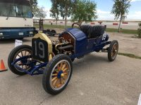 2016 4 23 1911 NATIONAL Speedway Roadster Car No. 19 VARA VARA Buttonwillow, CAL April