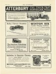 1912 4 4 The American Underslung AMERICAN MOTORS COMPANY Dept D Indianapolis, IND THE AUTOMOBILE page 89