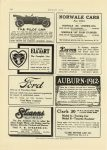 "1912 1 11 AUBURN ""Rides like a pullman; pulls like a locomotive"" AUBURN AUTOMOBILE COMPANY, Auburn IND MOTOR AGE page A28"