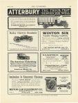 1912 4 4 McINTYRE McINTYRE CARS 1912 PLEASURE CARS W.H. McIntyre Co. Auburn, Indiana THE AUTOMOBILE April 4, 1912 page 89