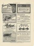 1912 11 13 RUTENBER The Rutenber Motor Rutenber Motor Co. Marion, Indiana THE HORSELESS AGE November 13, 1912 Vol. 30 No. 20 page 50