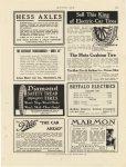 "1913 ca. MARMON Marmon ""32"" $2850 to $4100 Marmon ""48"" $5000 to 6350 Nordyke & Marmon Company Indianapolis, Indiana MOTOR AGE page 103"
