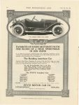 1914 12 23 STUTZ FAVORITE OF EVERY MOTORIST WITH THE BLOOD OF A TRUE SPORTSMAN IN HIS VEINS Stutz Motor Car Co. Indianapolis, Indiana THE HORSELESS AGE December 23, 1914 Vol. 34 No. 26 page 10