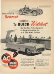 1915 STUTZ From STUTZ Bearcat to Buick Wildcat – AC's Have Been Factory Equippment on Nearly as Many New Cars as All Other Makes Combined Stutz Motor Car Co. Indianapolis, Indiana 1915 page 21