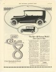 1916 7 22 The New All-Season Model Two Cars in one $1595.00 Cole Springfield Body COLE MOTOR CAR COMPANY INDIANAPOLIS U.S.A. page 60