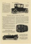 1916 8 31 EMPIRE TOURABOUT BODY ON EMPIRE SIX CHASSIS EMPIRE MOTOR CAR CO. Indianapolis, Indiana THE AUTOMOBILE August 31,1916 page 365