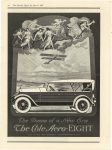 1918 6 8 The Dawn of a New Era The Cole Aero-EIGHT COLE MOTOR CAR COMPANY INDIANAPOLIS, U.S.A. The Literary Digest p 70